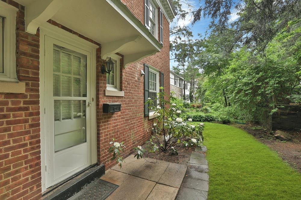 Classic 4-Bd. Brick Colonial w/ Terrace