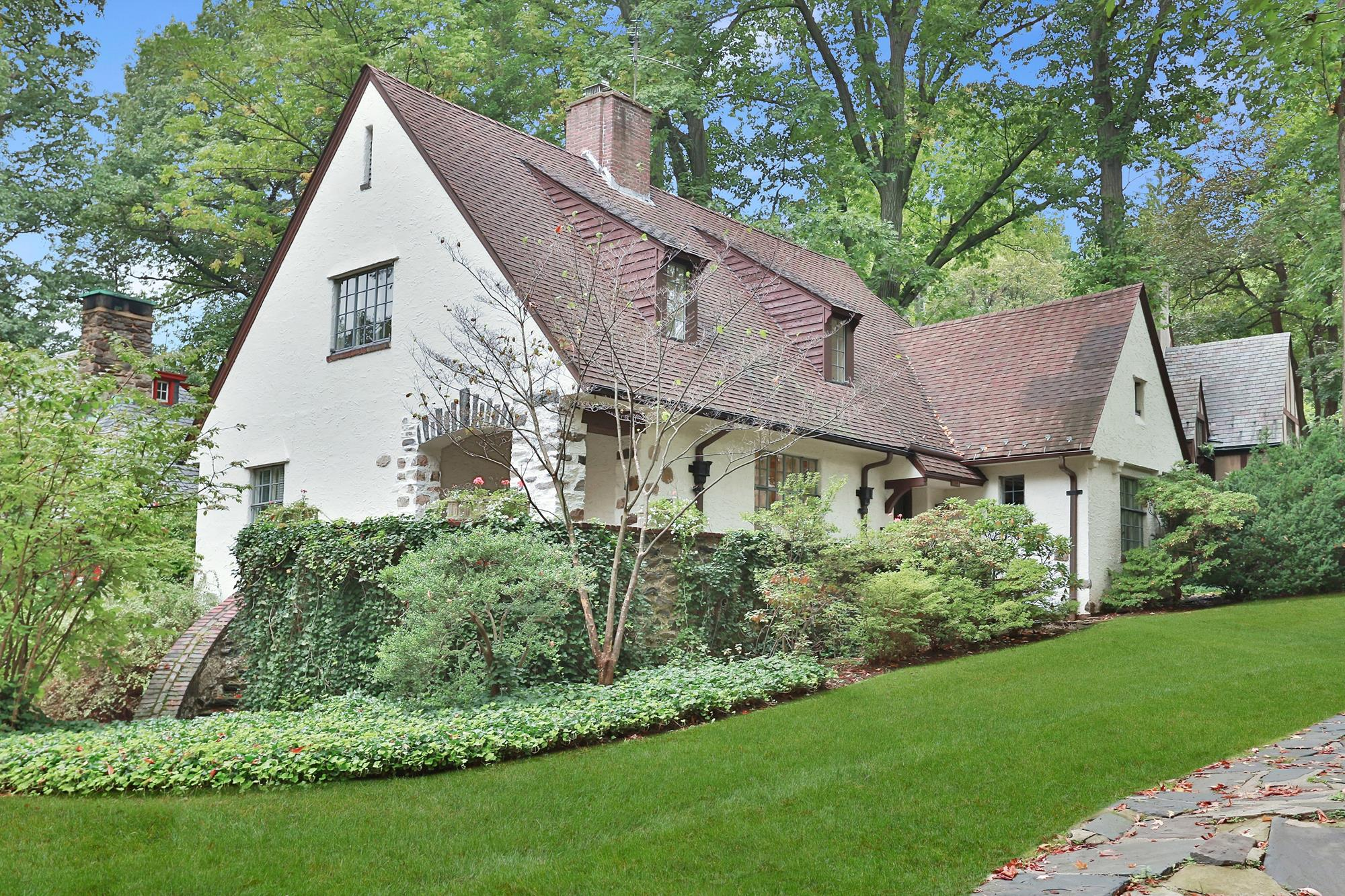 Picturesque 1920s 5-Bd. House with Patios & Garden
