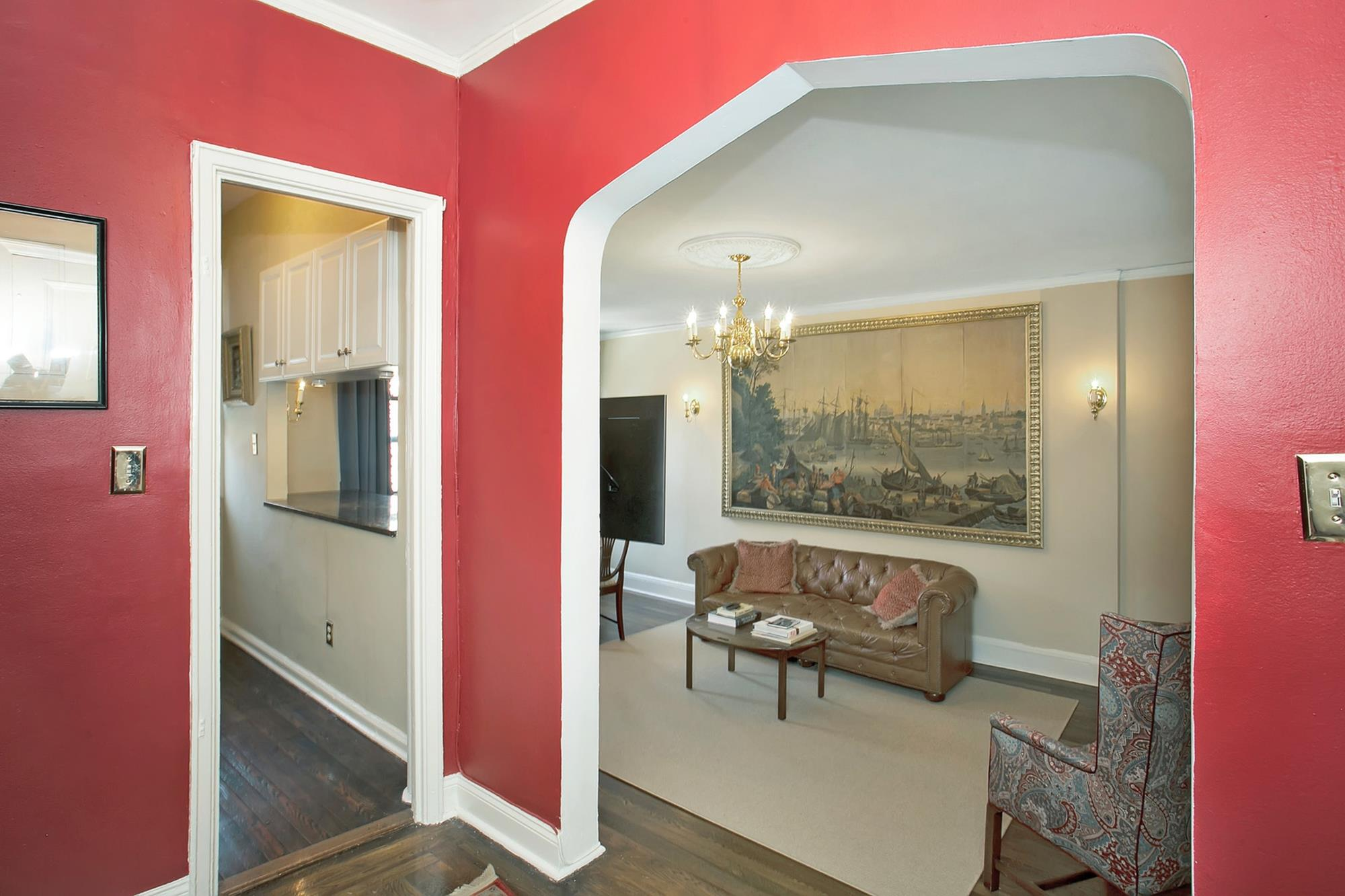 Charming & Totally Renovated Prewar 1-Bd. Co-op at 3875 Waldo Ave.