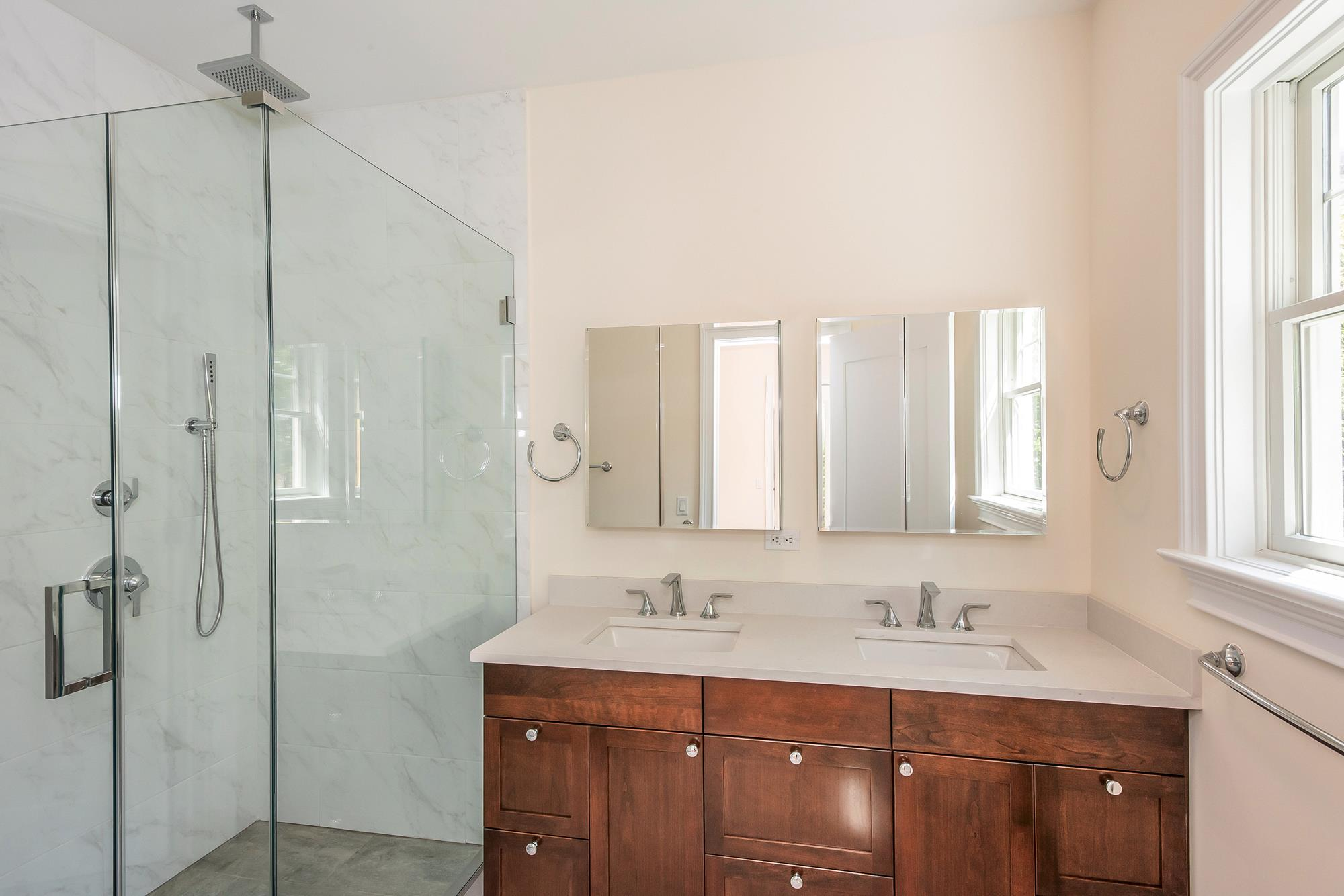 ESTATE AREA: Newly Built 7-Bd. House w/ Patios, Roof Terraces & Grassy Yard at 4611 Arlington Avenue