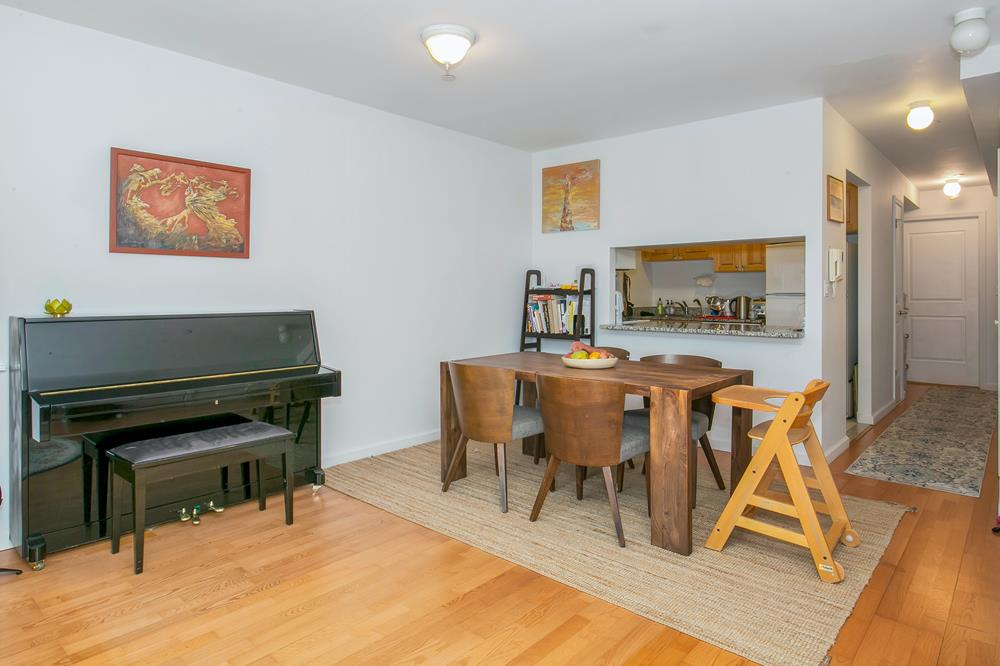 3-Bd. Apartment w/ Balcony, Laundry in Unit & Indoor Parking at The Danielle