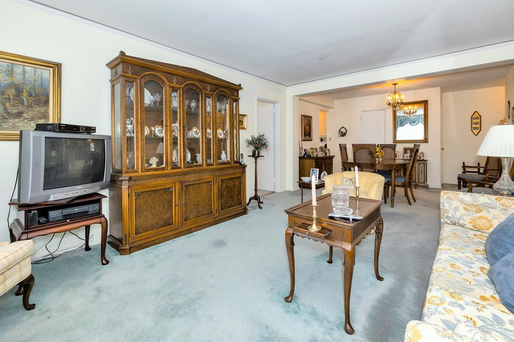 Bright & Spacious 2-Bd. Co-op w/ Pool & Parking Space