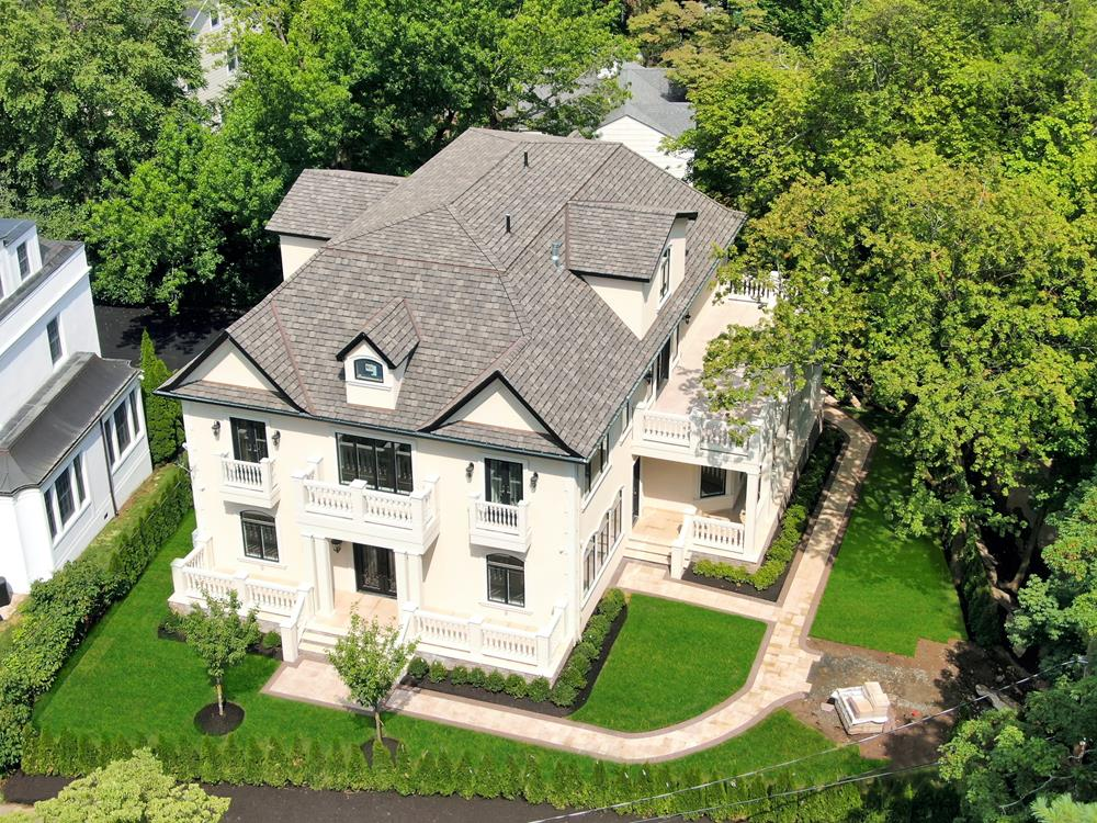 Lavish Newly Built 8-Bd. Chateau-Inspired Home