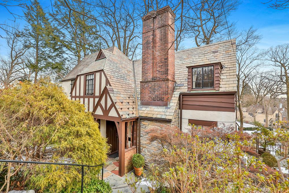 Bright 3-Bd. Storybook Tudor-Style House w/ Patios, Grassy Lawn & Garden