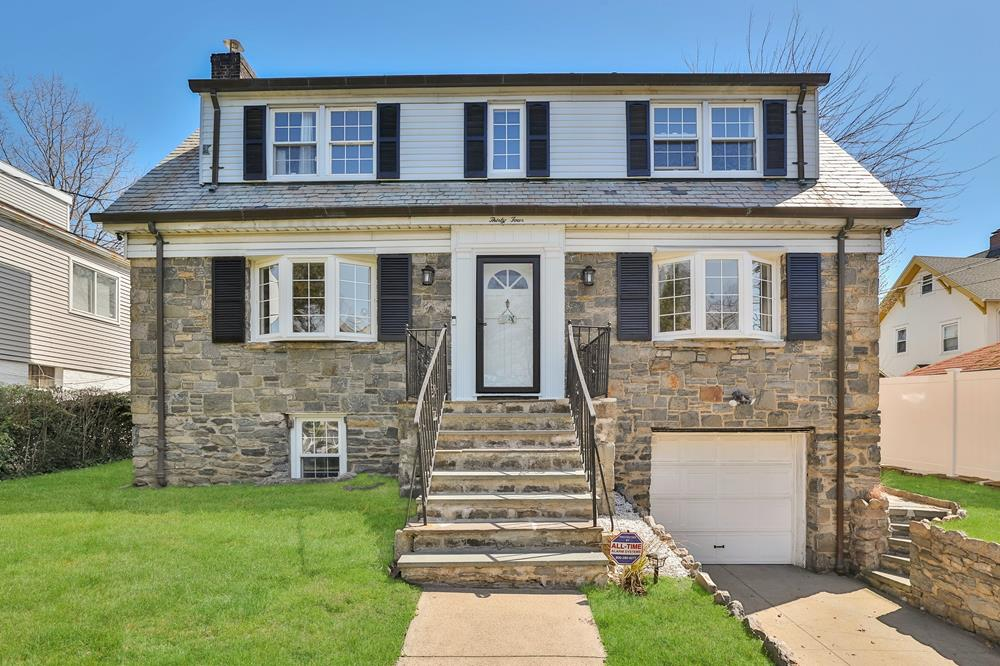 Renovated 3-Bd. Stone & Brick Center-Hall Colonial w/ Patio & Yard