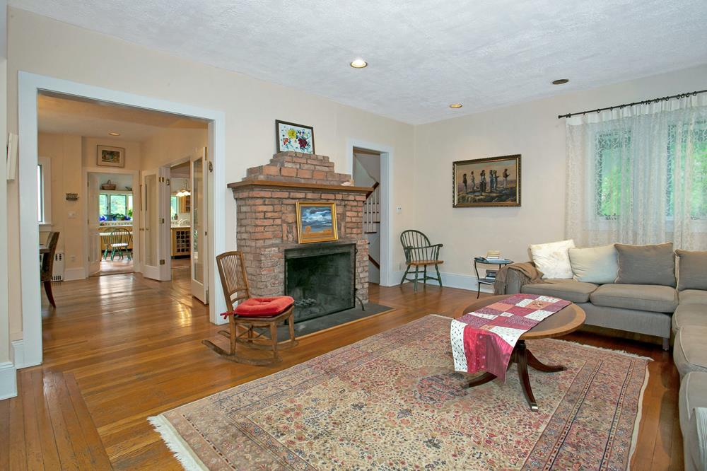 Spacious 4-Bd. Tudor-Style House with Patio & Grassy Yard