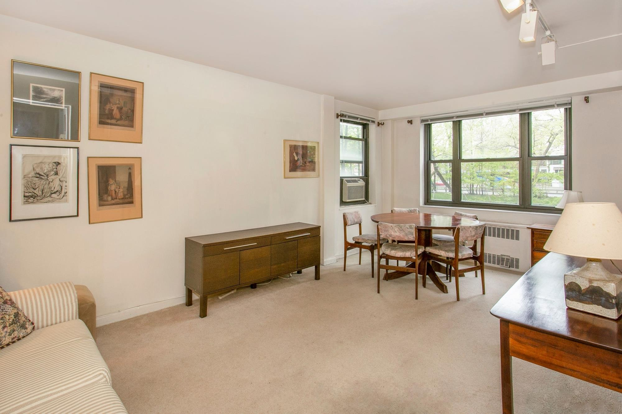 Bright 1-Bd. Postwar Co-op w/ Doormen at 3103 Fairfield Ave