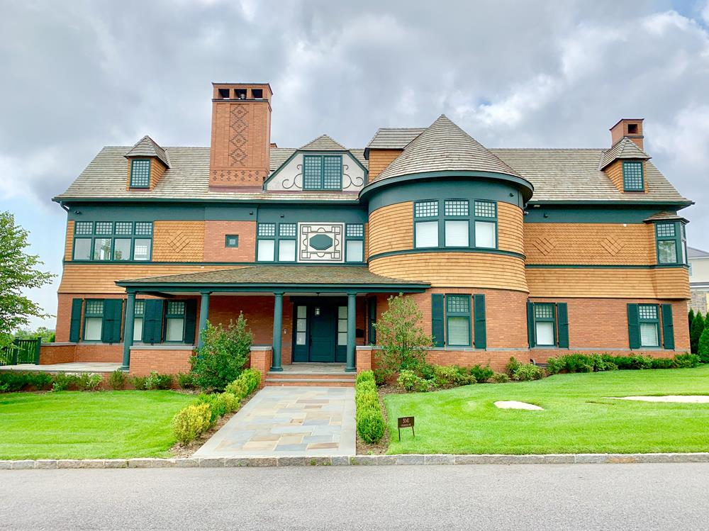 RIVERDALE MANSION:  Picturesque 8-Bedroom, 6.5-Bath, 8,900+ sq. ft. house in exclusive, private community.  Private outdoor swimming pool.  Attached 3-car garage.  0.58-acre lot.  Exquisite details & luxurious amenities.