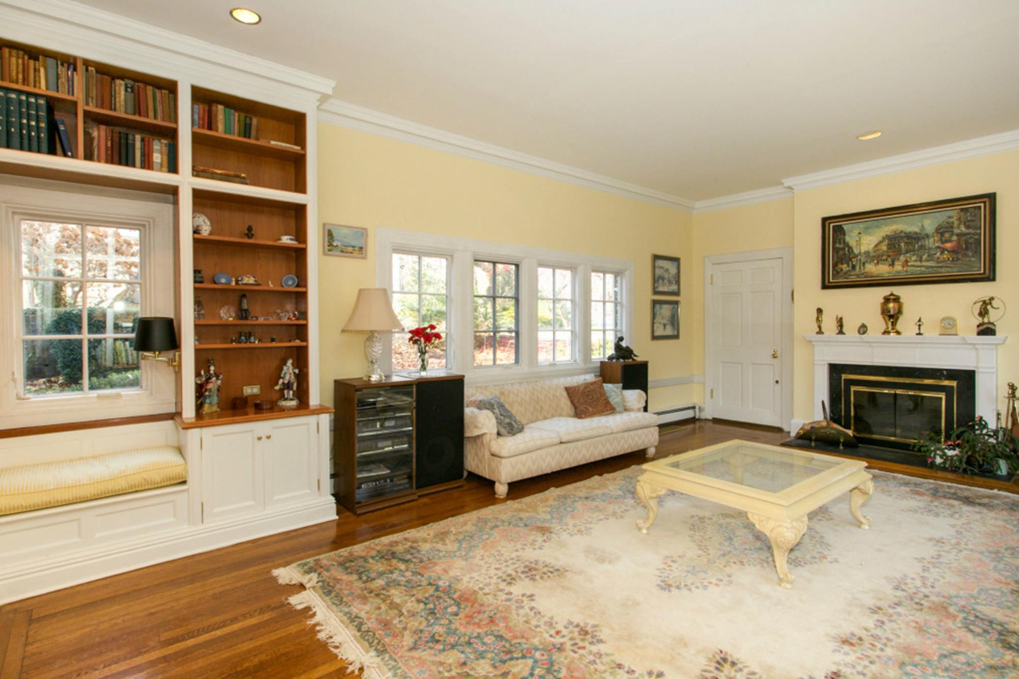 Picturesque 5-Bd. Dwight James Baum House w/ Storybook Charm & Large Grassy Lawns