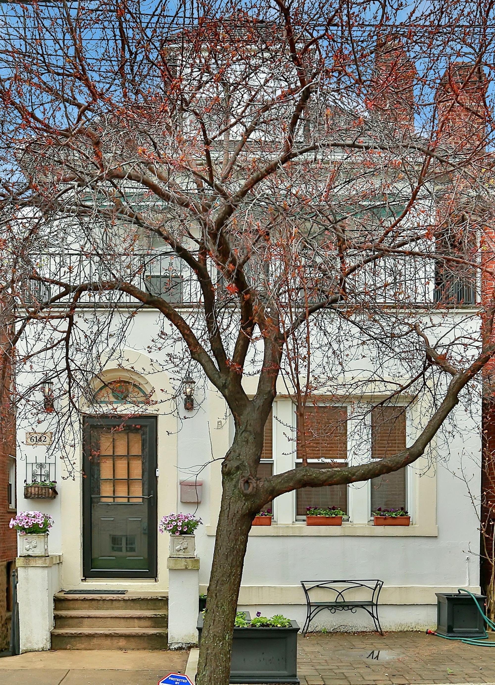 Renovated Picturesque 4-Bd. Brick & Stucco House w/ Decks, Patio & Yard