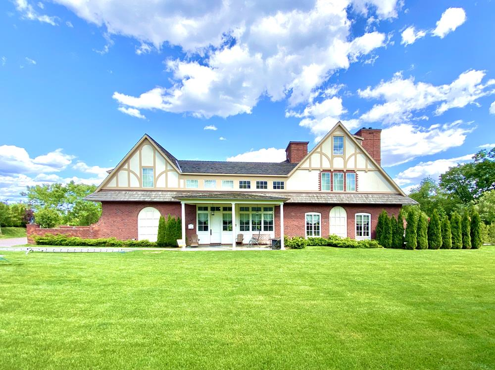 RIVERDALE MANSION:  Tudor Revival-Style 7-Bedroom, 7.5-Bath, 9,100+ sq. ft. house in exclusive, private community.  Private outdoor swimming pool.  Attached 3-car garage.  0.64-acre lot.  Exquisite details & luxurious amenities.   Expected occupancy Summer 2016.