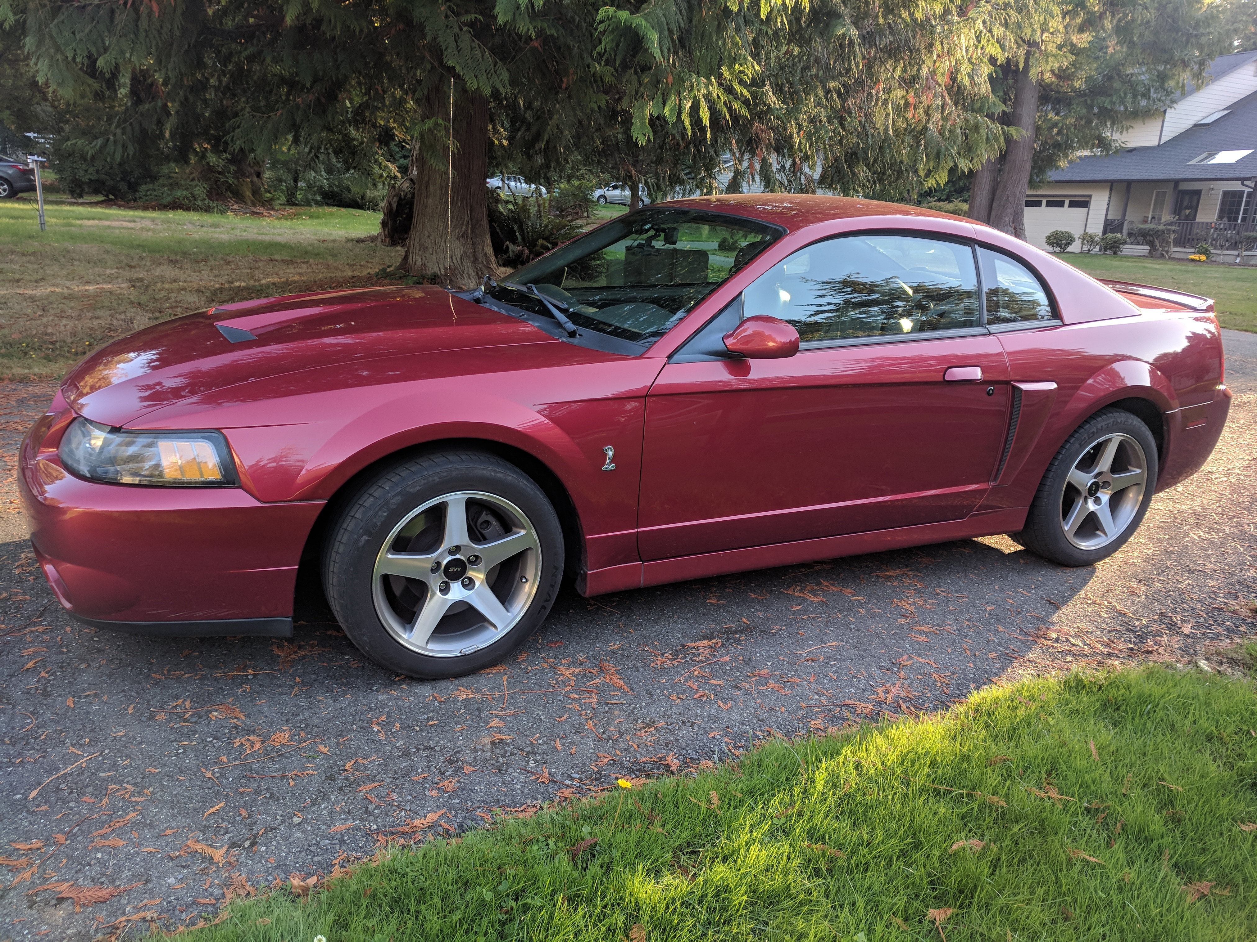 Used 2003 Ford Mustang For Sale in Silverdale WA