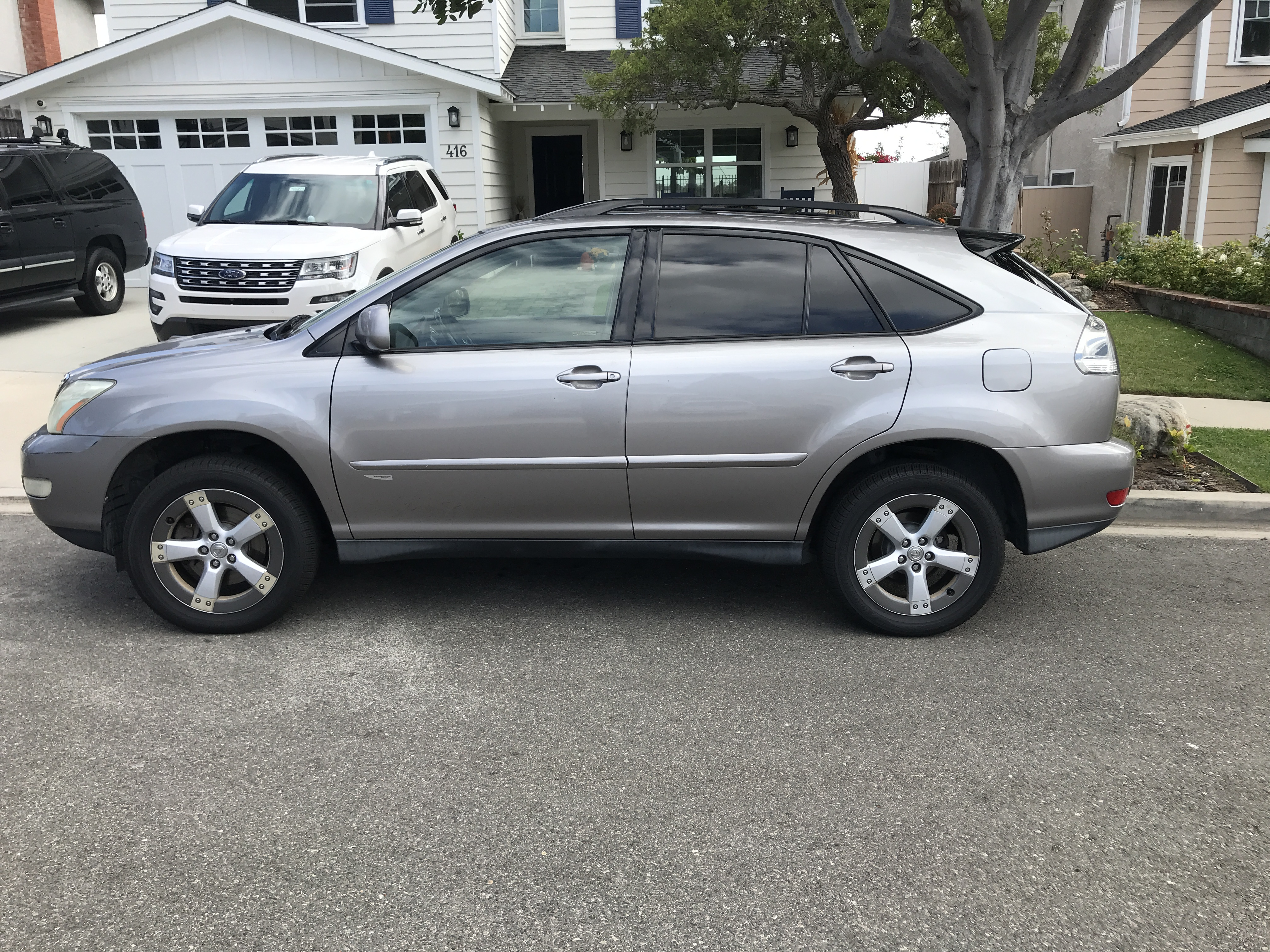 Used 2005 Lexus Rx 330 For Sale In Torrance Ca Tred Rx330 Floor Mats