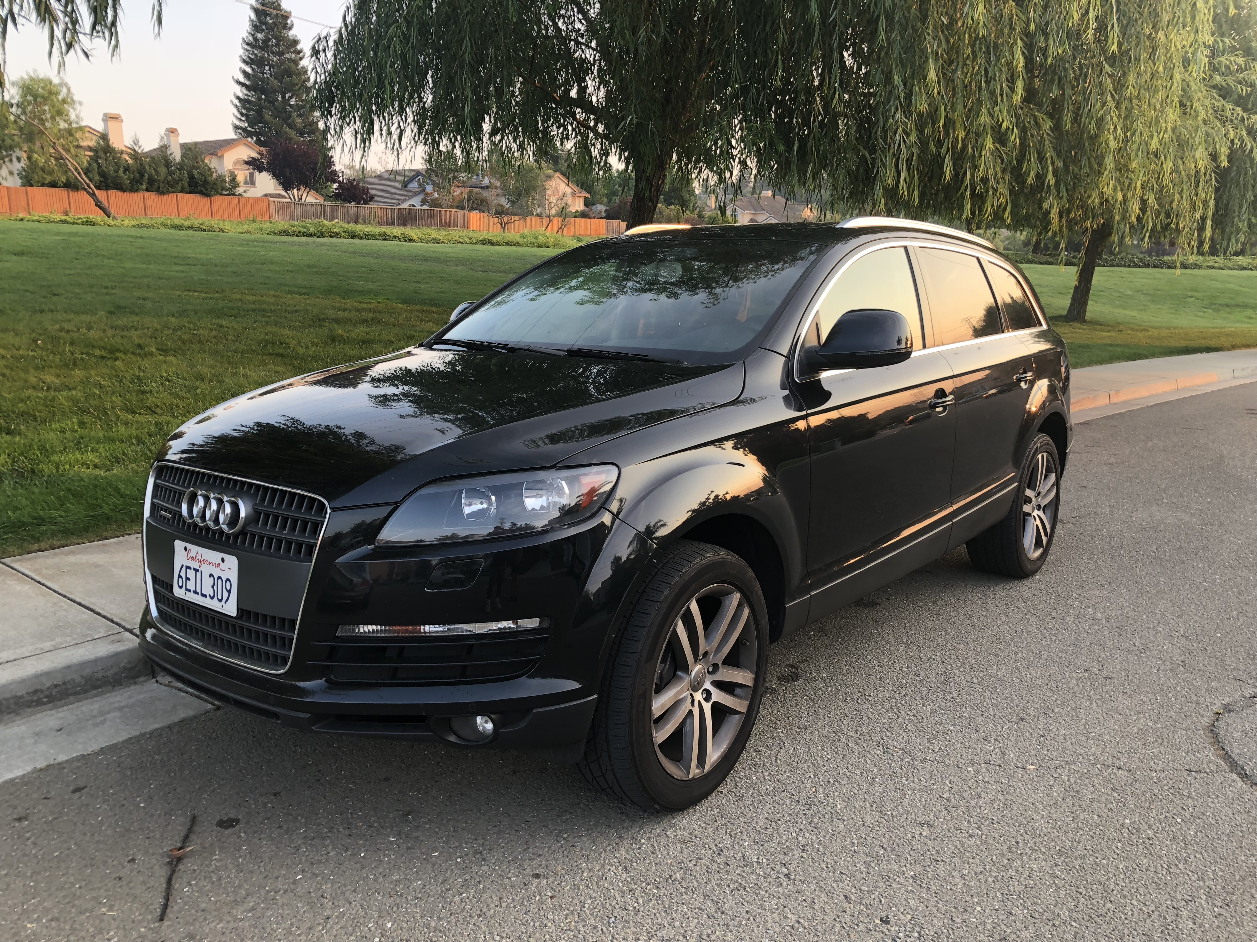 Used 2008 Audi Q7 For Sale in Fremont CA