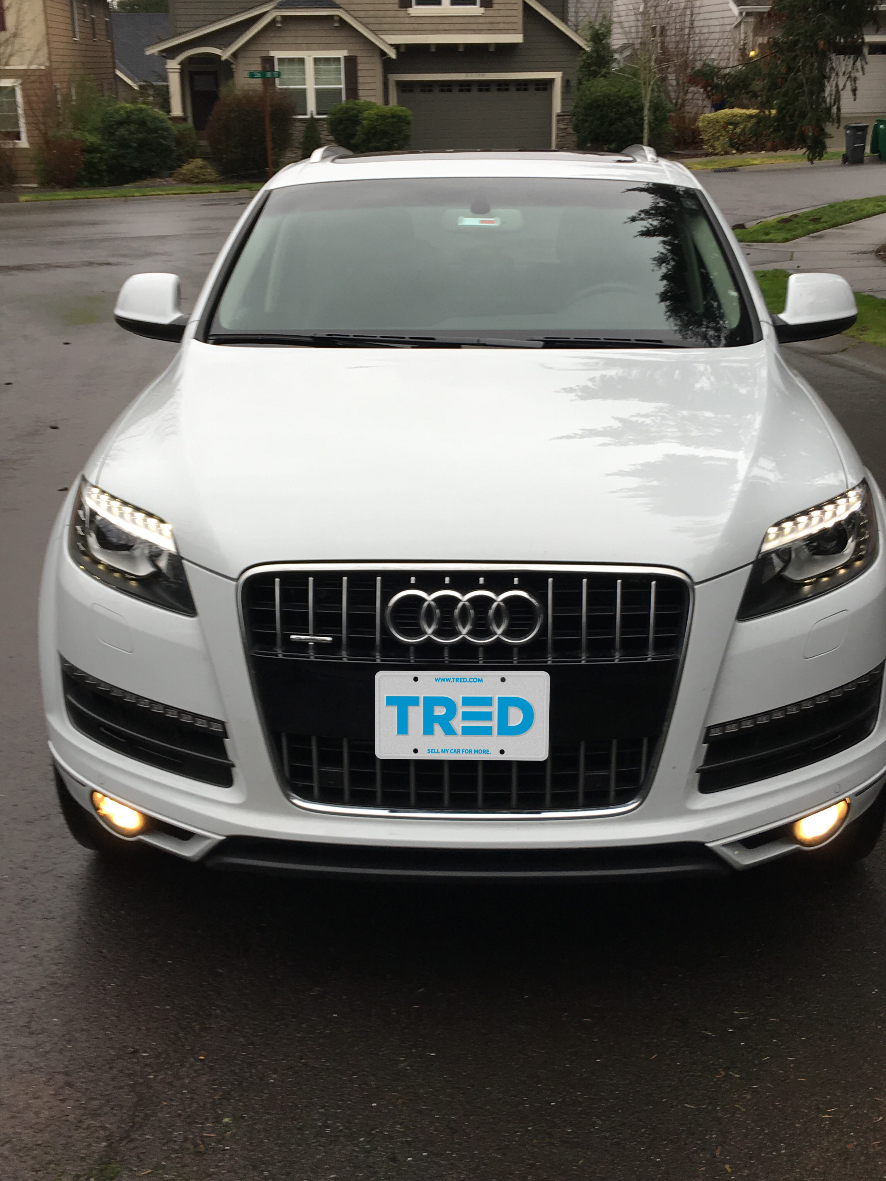 Used 2015 Audi Q7 For Sale in Bothell WA
