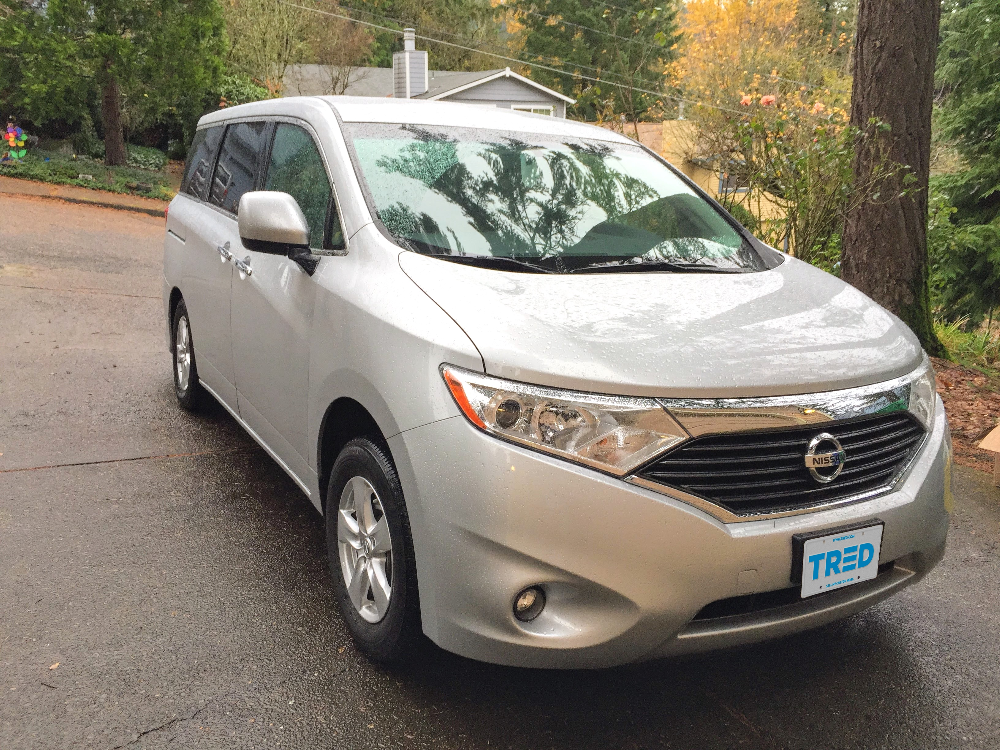 Used 2015 Nissan Quest For Sale near SW Capitol Hwy, Portland, OR | TRED