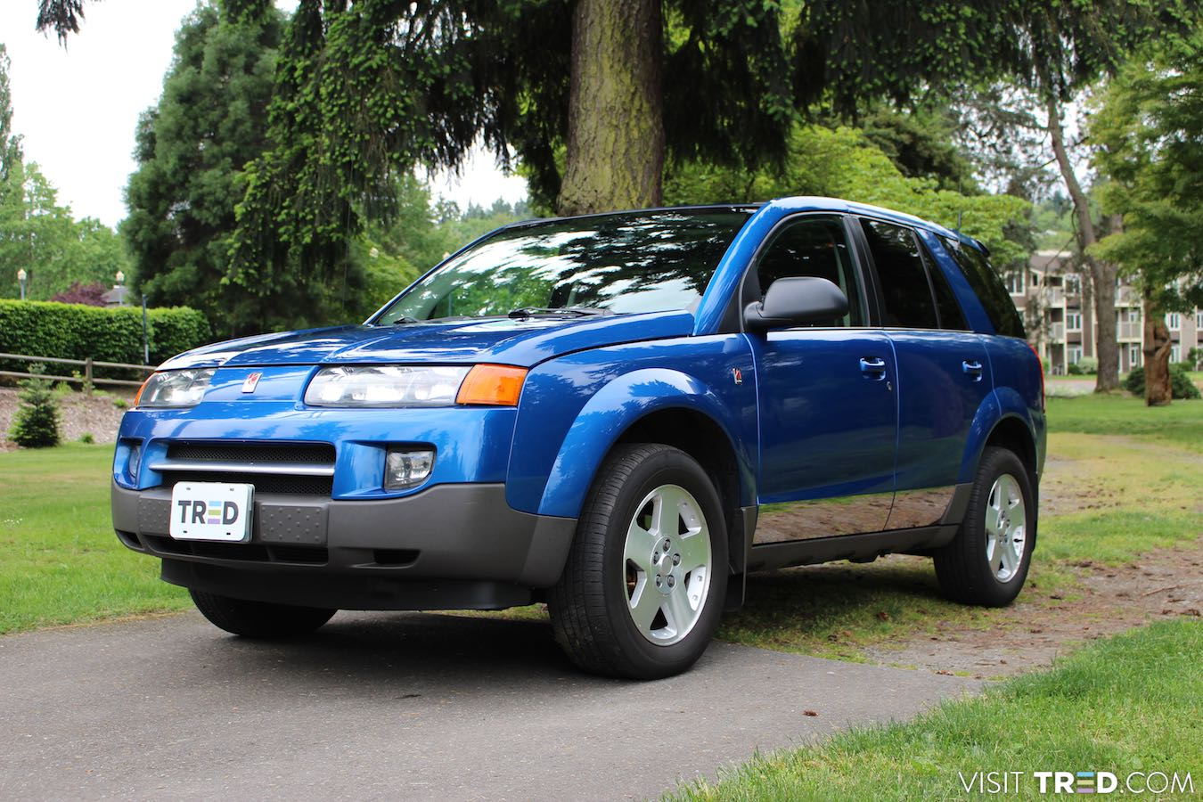 Used 2004 Saturn Vue For Sale Near Bellevue Wa Tred Tires