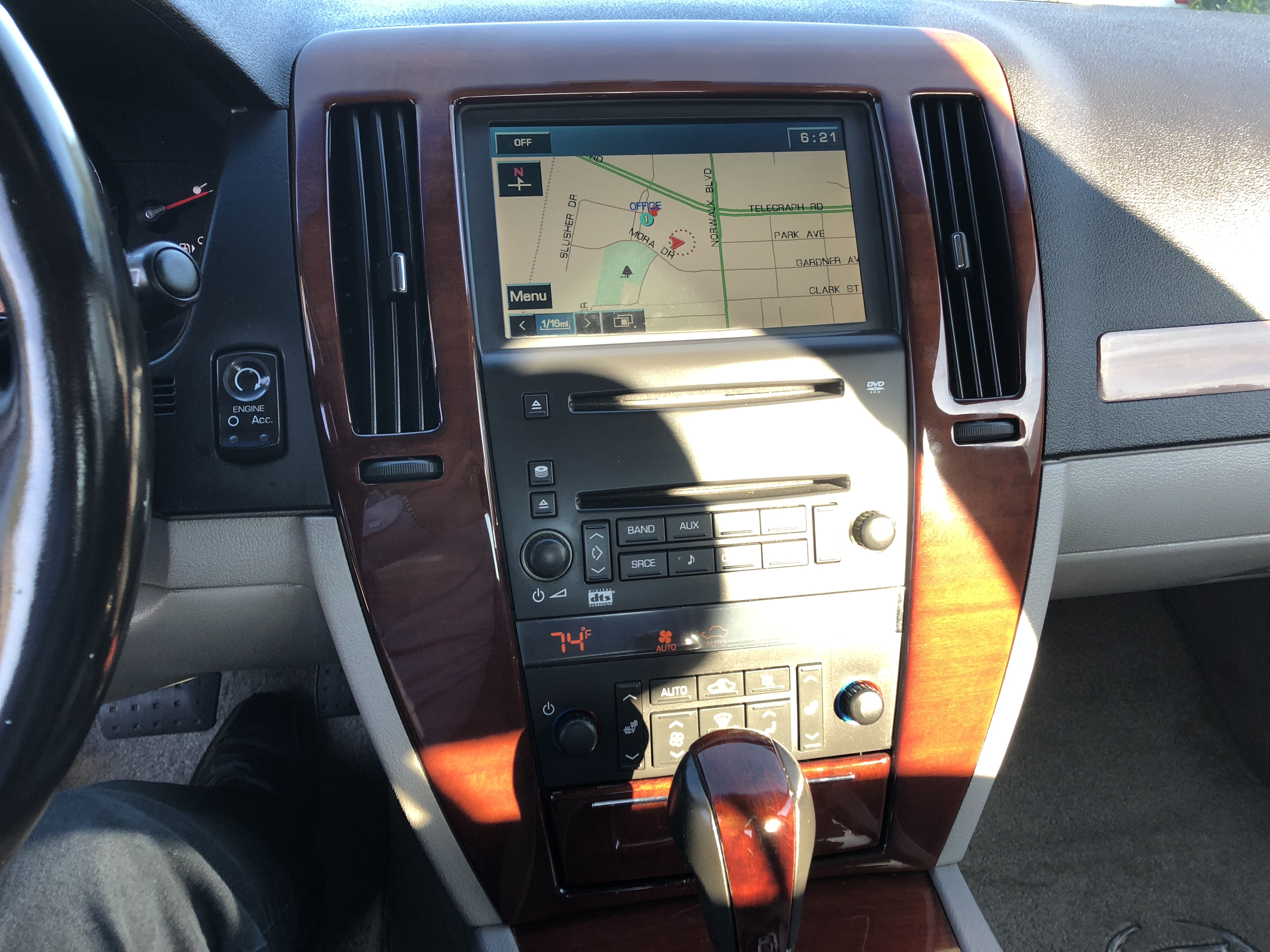Used 2007 Cadillac STS For Sale in Norwalk, CA