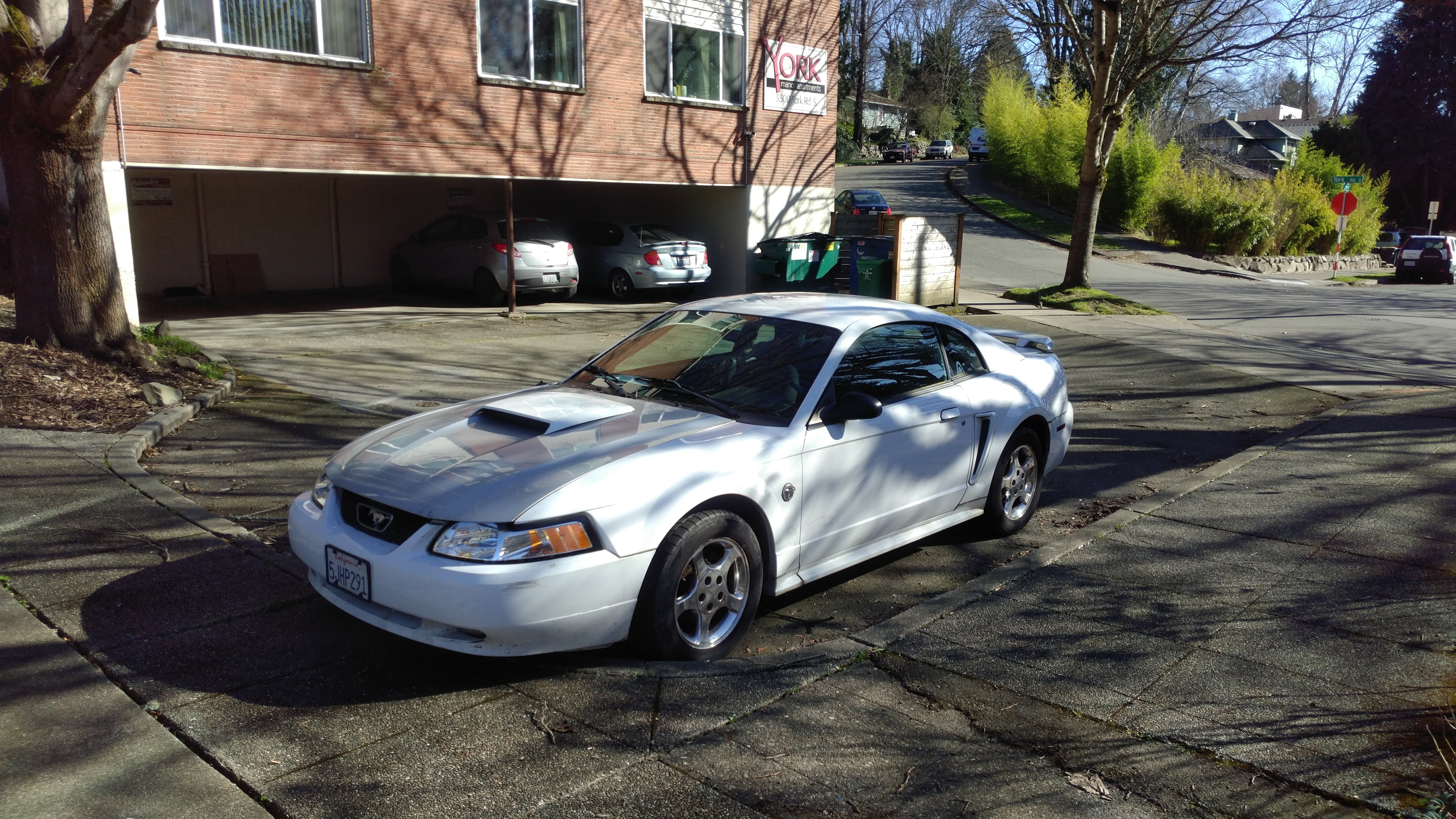Used 2004 Ford Mustang For Sale in Seattle WA