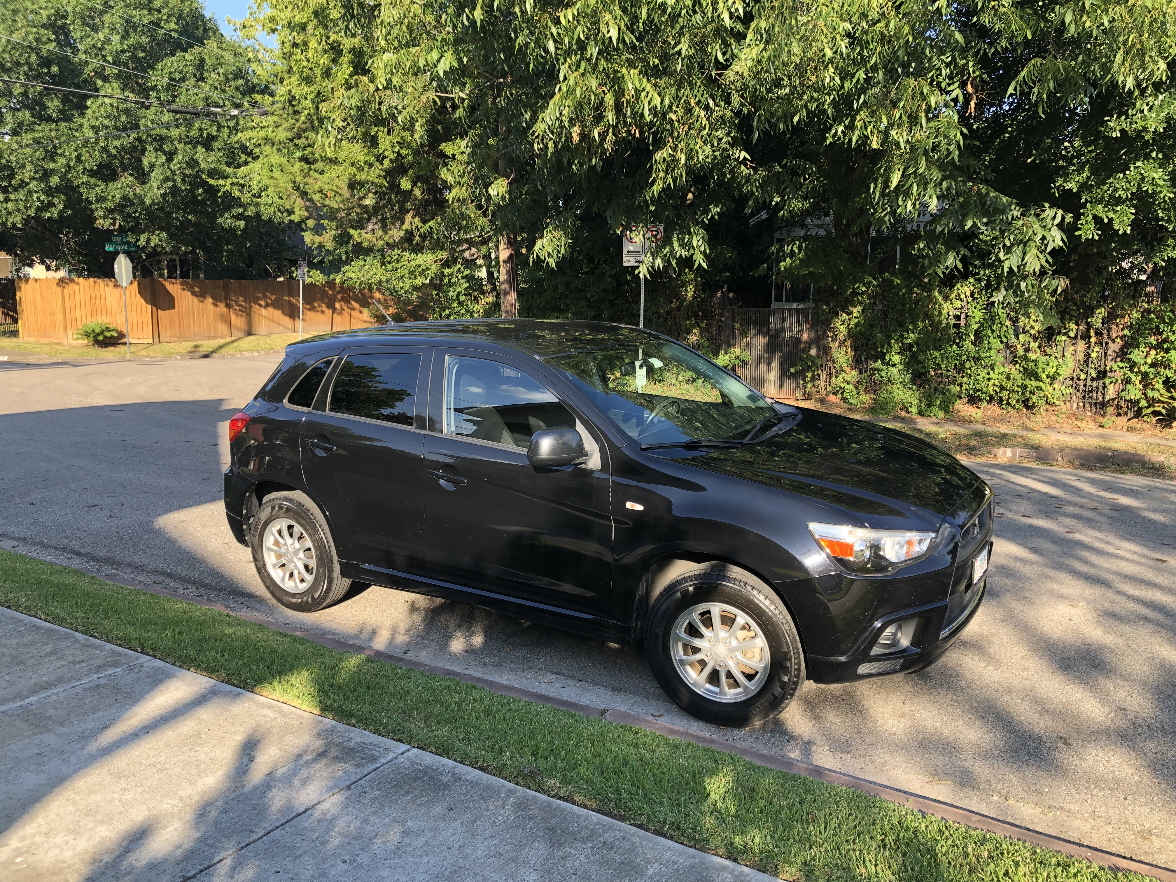 Used 2011 Mitsubishi Outlander Sport For Sale in Houston, TX