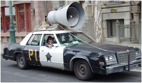 Blues Brothers Bluesmobile