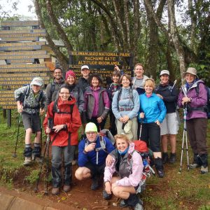 Kilimanjaro Treks Machame Route 6