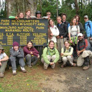 Kilimanjaro Treks-Marangu Route 6 dayss
