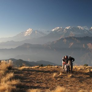 Ghorepani-Poonhill-Ghandruk-Trek