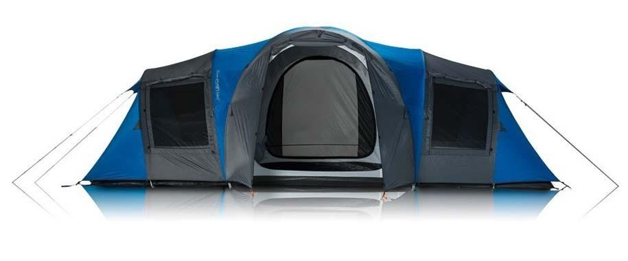 Zempire Neo 10; 4-8 Person 3 Room Family Dome Tent  sc 1 st  Trekking Spot & Zempire Neo 10; 4-8 Person 3 Room Family Dome Tent u2013 Trekking Spot