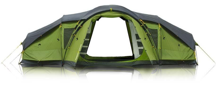 zempire jetstream 4 6 person 4 room family dome tent trekking spot