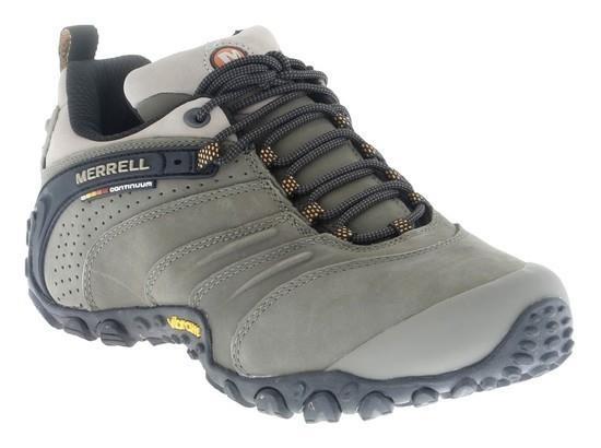 e23d1e9646 Merrell Chameleon II Leather Men s Hiking Shoes – Kangaroo  Shoe Size uk  9.5 us 10 eu 44 . 22284017