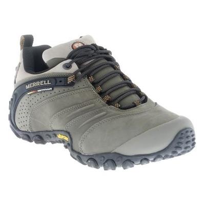 3fbff0e738 Merrell Chameleon II Leather Men s Hiking Shoes – Kangaroo  Shoe Size uk  8 us 8.5 eu 42