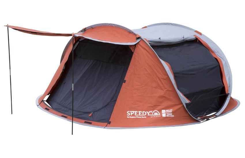 Explore Planet Earth Speedy SAHARA 3 Person Poly-Canvas Pop-up tent  sc 1 st  Trekking Spot & Explore Planet Earth Speedy SAHARA 3 Person Poly-Canvas Pop-up ...