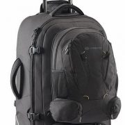 Caribee Sky Master 80L Wheeled Travel Pack & Detachable Daypack