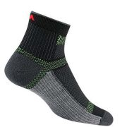 Wigwam Ultr Cool Lite Quarter Socks- Black