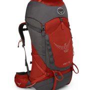 Osprey Volt 75L Mens Hiking Rucksack - CARMINE RED