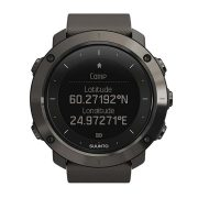 Suunto TRAVERSE GPS Outdoor Watch - Graphite