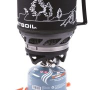 Jetboil Minimo Personal Cooking Pot Camp Stove System - Carbon
