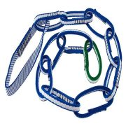 Metolius Ultimate Climbing Daisy Chain - Blue