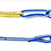 Metolius PAS 22 Personal Climbing Anchor System - Blue/Yellow