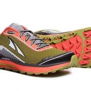 Altra Lone Peak 2.5 Womens Trails Running Shoes - Sunflower