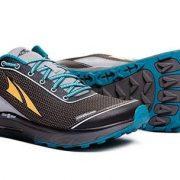 Altra Lone Peak 2.5 Mens Trail Running Shoes - Steel Grey