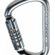 CAMP Steel HMS D 3 Trilock Carabiner