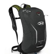 Osprey Syncro 10L Hydration Pack with 2.5L Bladder - Black