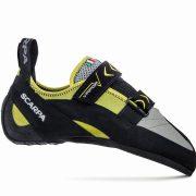 Scarpa Vapor V Mens Leather Rock Climbing Shoes