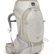 Osprey Aura AG 65 Womens Hiking Rucksack - Silver