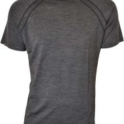 XTM Merino Mens T-Shirt - Grey Marle