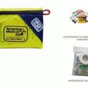AMK Ultralight & Watertight 0.3 Medical Kit 57grams
