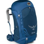Osprey Ace 50 Kids Hiking Rucksack Backpack - Night Sky blue