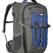 Black Wolf Parallax Camera & Laptop Backpack